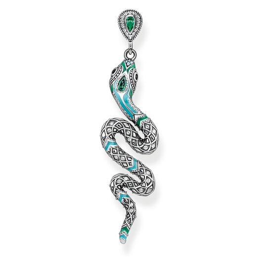 earring snake from the Glam & Soul collection in the THOMAS SABO online store
