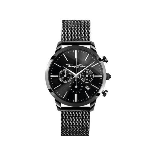 men's watch REBEL SPIRIT CHRONO from the  collection in the THOMAS SABO online store