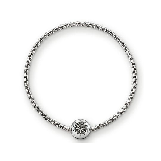 Armband für Beads Geschwärzt aus der Karma Beads Kollektion im Online Shop von THOMAS SABO