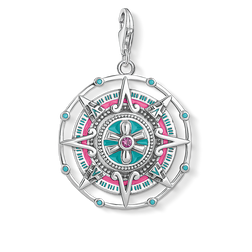 Charm pendant Mayan calendar from the  collection in the THOMAS SABO online store