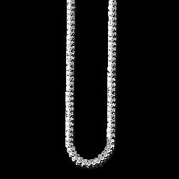 Thomas Sabo Women Silver Chain Necklace - X0237-034-9-L70 azpBff5lPT