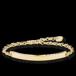 Thomas Sabo Women Silver Charm Bracelet - A1773-414-39-L19v osczvgopv