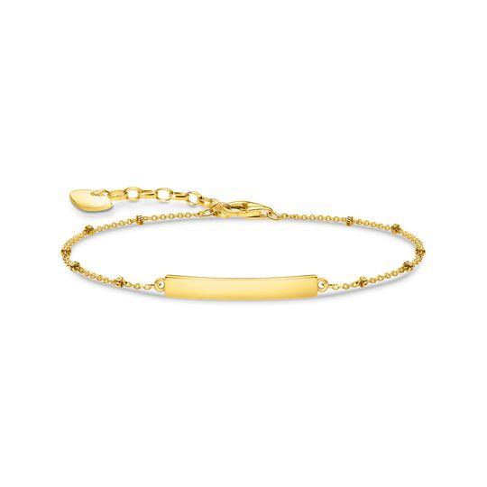 Pulsera clásica Dots oro de la colección  en la tienda online de THOMAS SABO