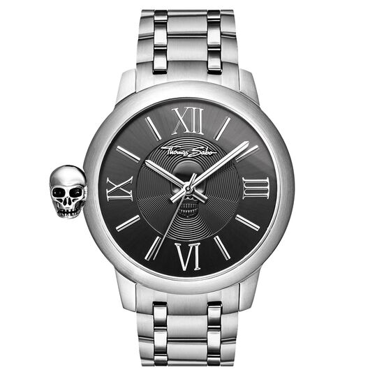 men's watch REBEL WITH KARMA from the Rebel at heart collection in the THOMAS SABO online store