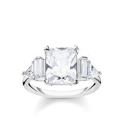 anillo Piedras blancas de la colección Glam & Soul en la tienda online de THOMAS SABO