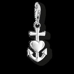 """pendentif Charm """"croix, cœur, ancre"""" de la collection  dans la boutique en ligne de THOMAS SABO"""