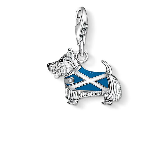 "Charm pendant ""dog Scotland"" from the  collection in the THOMAS SABO online store"