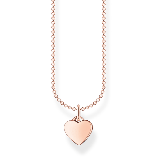Necklace heart rose gold from the Charming Collection collection in the THOMAS SABO online store