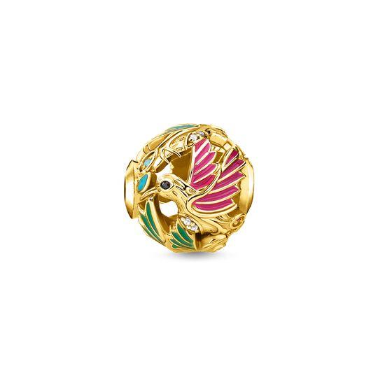 bead colibri or de la collection Karma Beads dans la boutique en ligne de THOMAS SABO