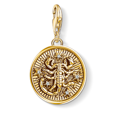 "Charm pendant ""zodiac sign Scorpio"" from the  collection in the THOMAS SABO online store"