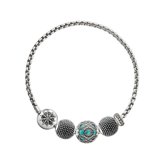 bracelet Kathmandu from the Karma Beads collection in the THOMAS SABO online store