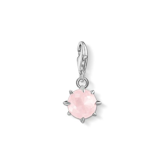 Charm pendant birth stone October from the Charm Club collection in the THOMAS SABO online store