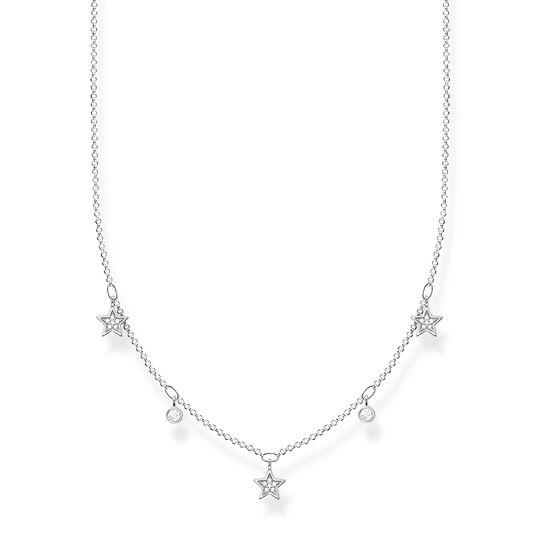 Chaîne étoiles argent de la collection Charming Collection dans la boutique en ligne de THOMAS SABO