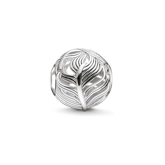 "Bead ""feather"" from the Karma Beads collection in the THOMAS SABO online store"