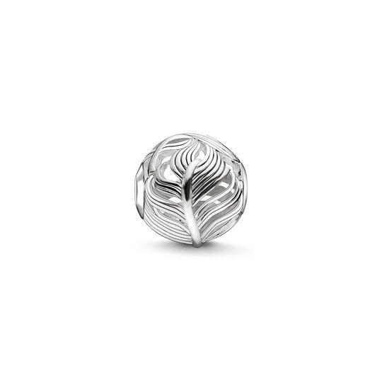 """Bead """"plume"""" de la collection Karma Beads dans la boutique en ligne de THOMAS SABO"""