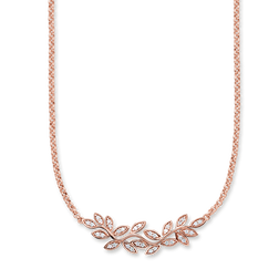 "necklace ""tendrils"" from the Glam & Soul collection in the THOMAS SABO online store"