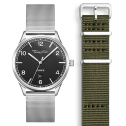 watch & watch bracelet from the  collection in the THOMAS SABO online store