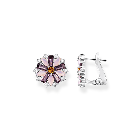 Ear Clip flower silver from the Glam & Soul collection in the THOMAS SABO online store