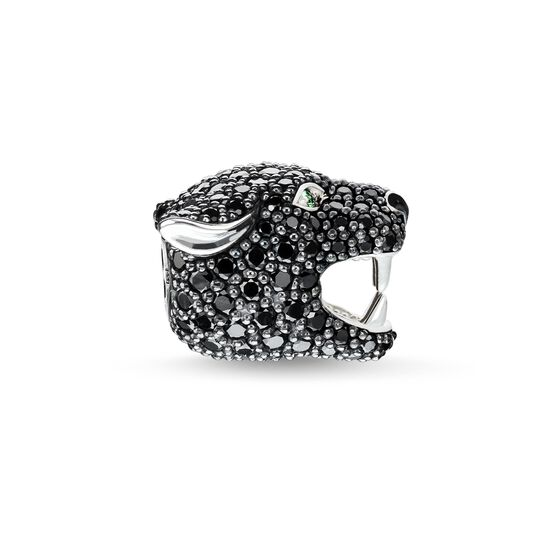 "Bead ""Black Cat"" from the Karma Beads collection in the THOMAS SABO online store"
