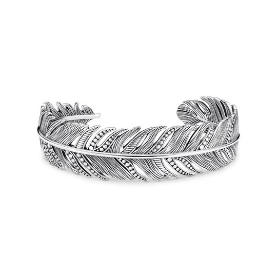 bangle feather from the  collection in the THOMAS SABO online store