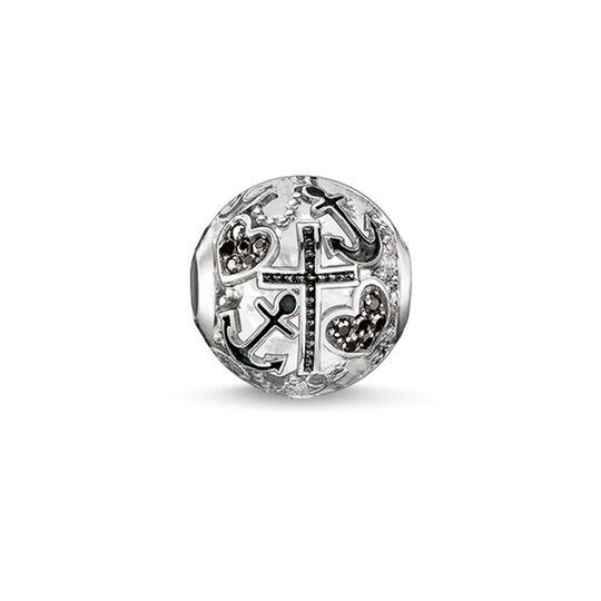 "Bead ""faith, love, hope"" from the Karma Beads collection in the THOMAS SABO online store"