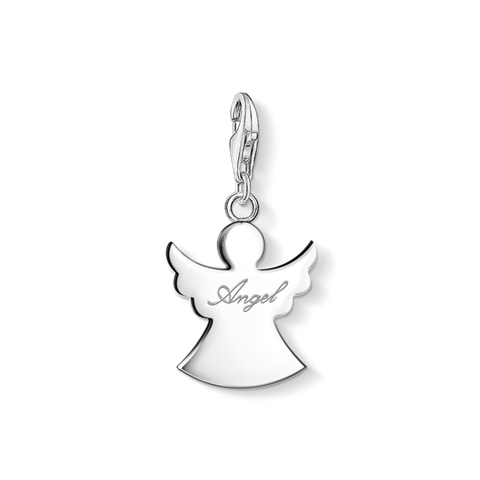 Charm pendant guardian angel from the Charm Club collection in the THOMAS SABO online store