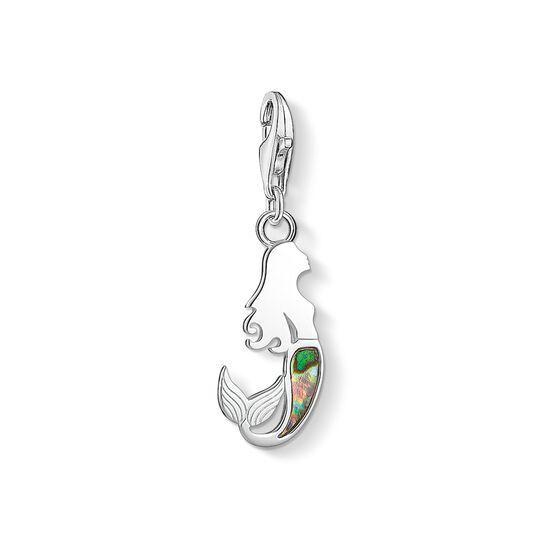 """pendentif Charm """"sirène nacre d'abalone"""" de la collection  dans la boutique en ligne de THOMAS SABO"""