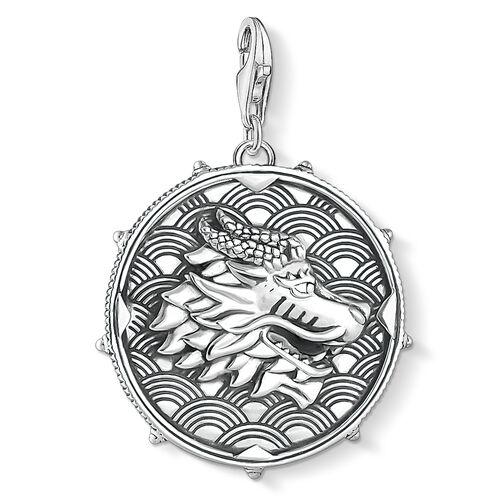 """colgante Charm """"medalla dragón & tigre"""" de la colección  en la tienda online de THOMAS SABO"""