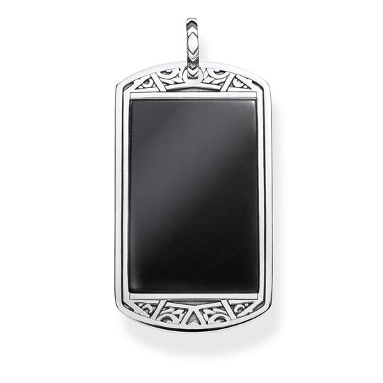 pendant dog tag from the Rebel at heart collection in the THOMAS SABO online store