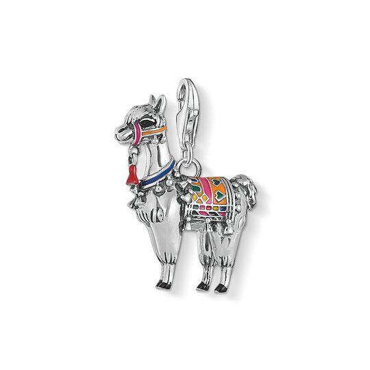 Charm pendant llama from the Charm Club collection in the THOMAS SABO online store