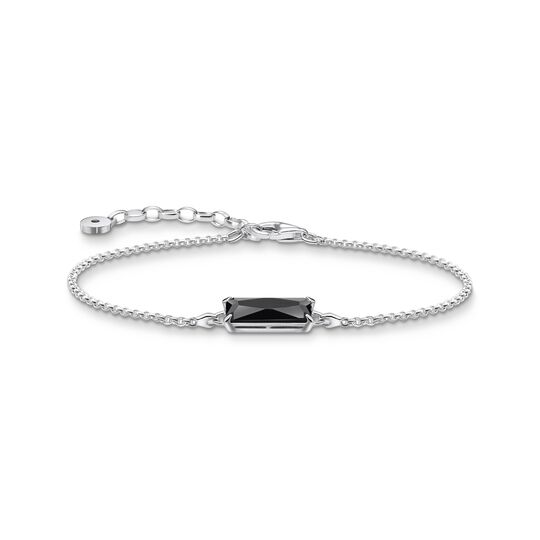 Bracelet black stone from the  collection in the THOMAS SABO online store