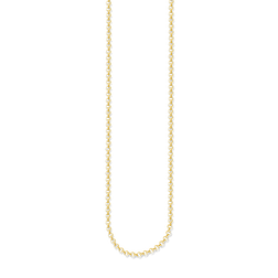 Round belcher chain from the Glam & Soul collection in the THOMAS SABO online store