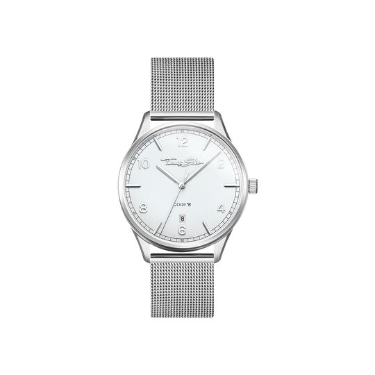 women's watch Code TS small silver from the  collection in the THOMAS SABO online store