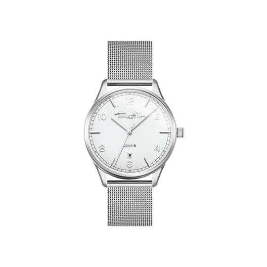 women's watch Code TS small silver from the Glam & Soul collection in the THOMAS SABO online store