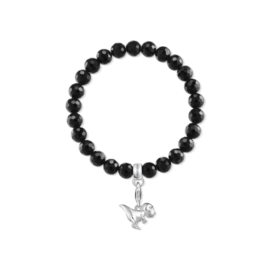 Charm bracelet paw from the Charm Club collection in the THOMAS SABO online store