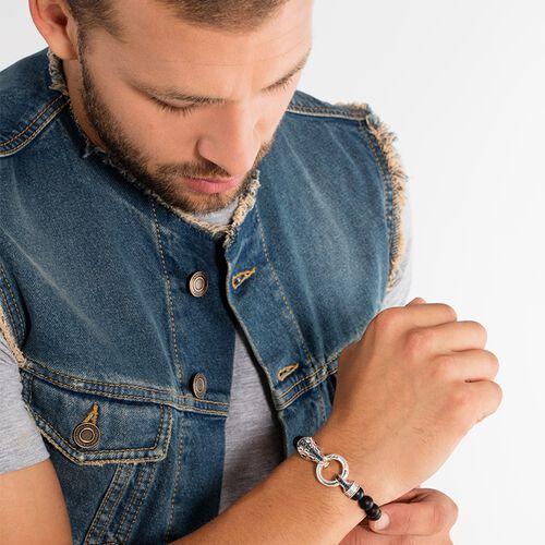 """Armband """"Drache"""" aus der Rebel at heart Kollektion im Online Shop von THOMAS SABO"""