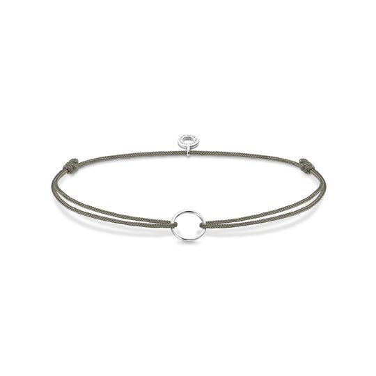 Charm bracelet Little Secret circle from the Charm Club collection in the THOMAS SABO online store