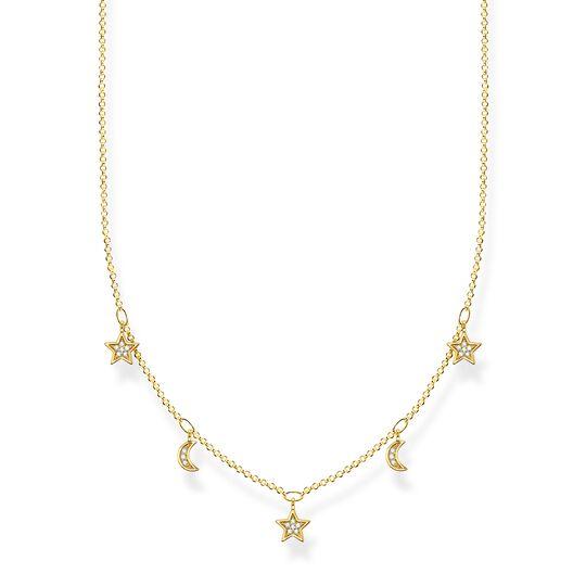 Kette Monde & Sterne aus der Charming Collection Kollektion im Online Shop von THOMAS SABO