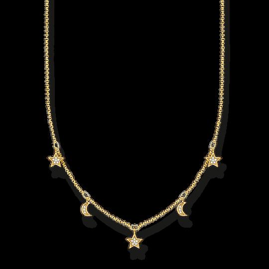 Chaîne lunes et étoiles de la collection Charming Collection dans la boutique en ligne de THOMAS SABO