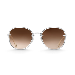 Sunglasses Mia brown square from the  collection in the THOMAS SABO online store