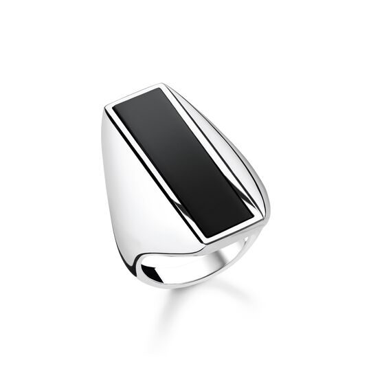 ring onyx from the Glam & Soul collection in the THOMAS SABO online store