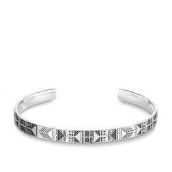 "bangle ""ethnic"" from the Rebel at heart collection in the THOMAS SABO online store"
