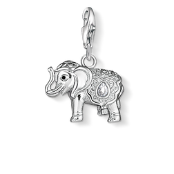 Charm pendant Indian elephant from the Charm Club Collection collection in the THOMAS SABO online store