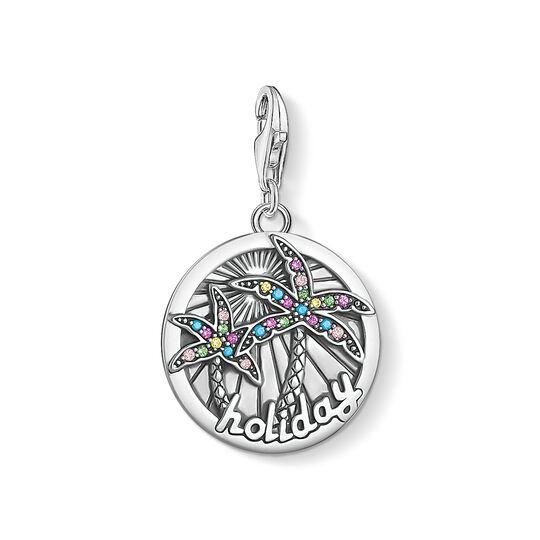pendentif Charm médaille tropical de la collection Charm Club dans la boutique en ligne de THOMAS SABO