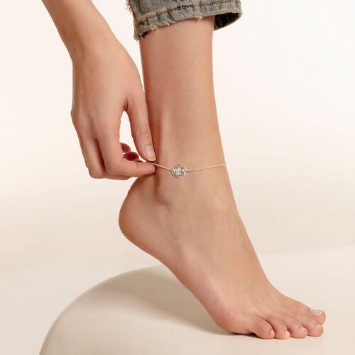 """pulsera para tobillo """"Chakra sacral"""" de la colección Glam & Soul en la tienda online de THOMAS SABO"""