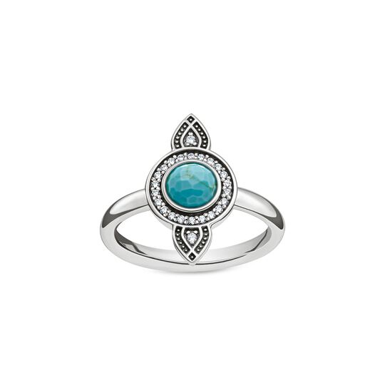 ring ethno dream catcher from the  collection in the THOMAS SABO online store