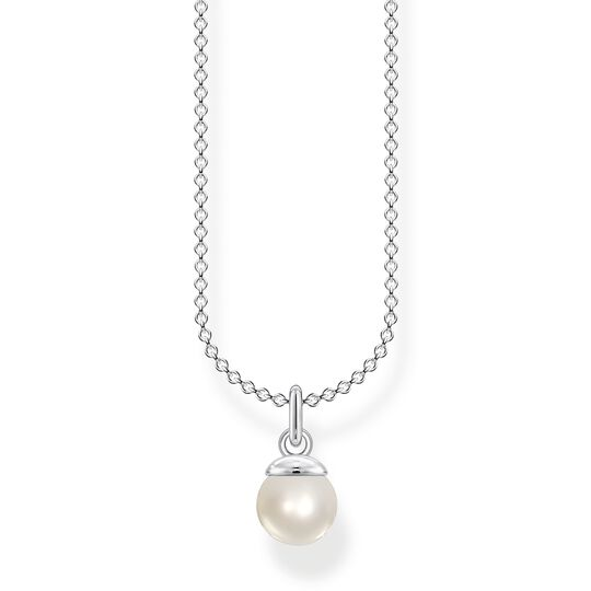 Necklace pearl from the Charming Collection collection in the THOMAS SABO online store