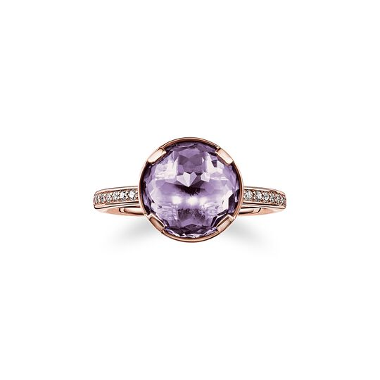 solitair ring third eye chakra from the  collection in the THOMAS SABO online store