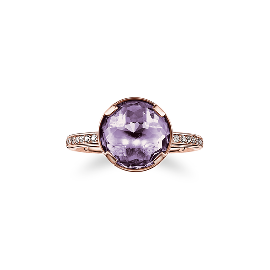 solitair ring third eye chakra from the Chakras collection in the THOMAS SABO online store