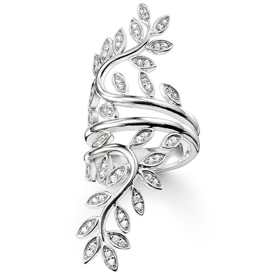 """ring """"tendrils large"""" from the Glam & Soul collection in the THOMAS SABO online store"""